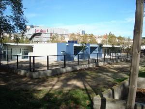 Nou edifici escolar