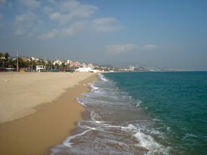 Fotografia de la platja dels pescadors